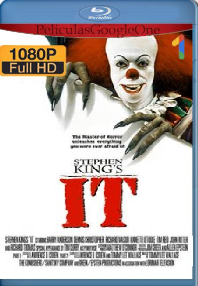 It (1990) HD [1080p] [Latino-Ingles] [GoogleDrive]