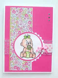 бебешка картичка