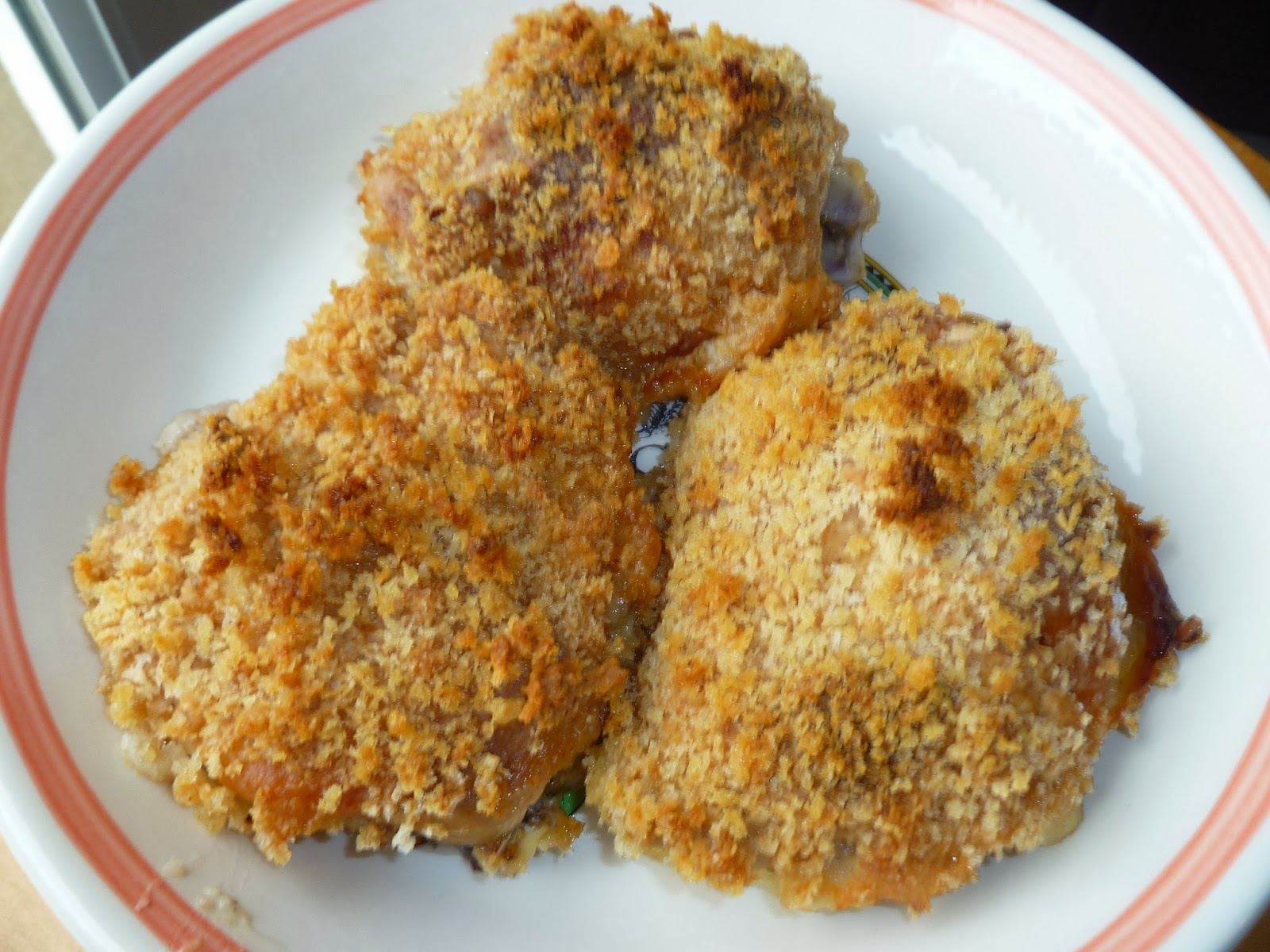 "The Pastry Chef's Baking: Buttermilk Baked ""Fried"" Chicken"