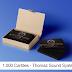 Cartão Thomas Sound System