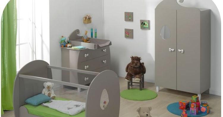 cr ation chambre b b. Black Bedroom Furniture Sets. Home Design Ideas