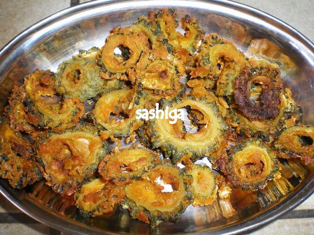 Bitter Gourd Pakoda