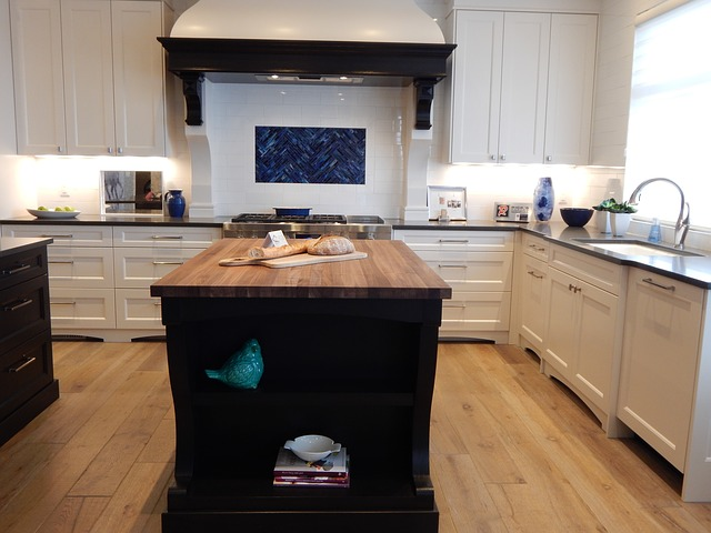 Desain Interior Dapur Mewah & Modern
