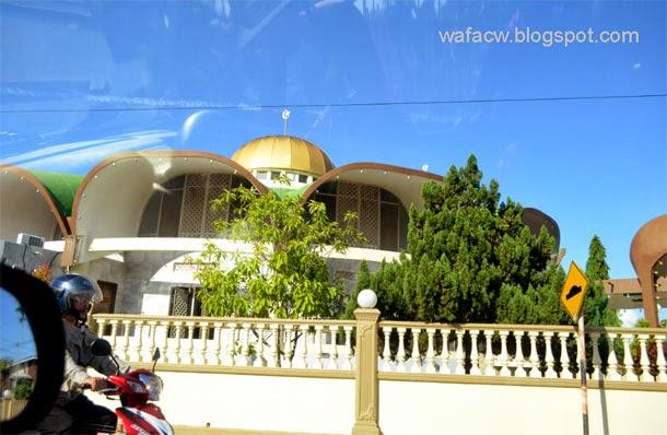 Masjid Rafeah, Taman Uda, Alor Setar, Kedah