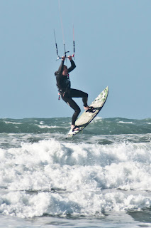 Kite surf newquay