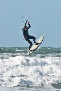 Kite surf newquay