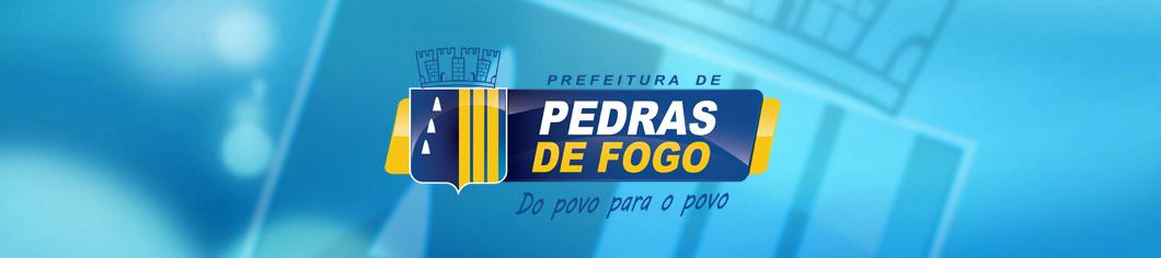 Prefeitura Municipal de Pedras de Fogo-PB