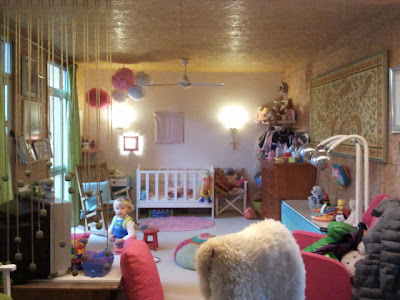 dormitorio infantil - Ideas para decorar un cuarto infantil. El cuarto del bebé.