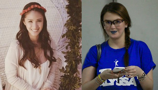 Was Angelica Panganiban lying when she claimed she wasn't invited by Heart Evangelista on her wedding?
