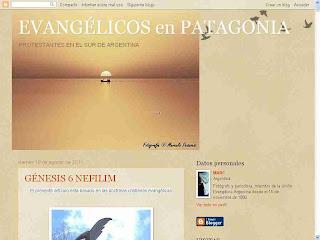 EVANGÉLICOS en PATAGONIA