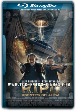 R.I.P.D. – Agentes do Além (2013) Torrent – Dublado BluRay 720p | 1080p Áudio 5.1