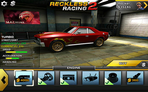 Racing 2 Full Version Unlimited Purchase v1.0.3 APK + DATA Android
