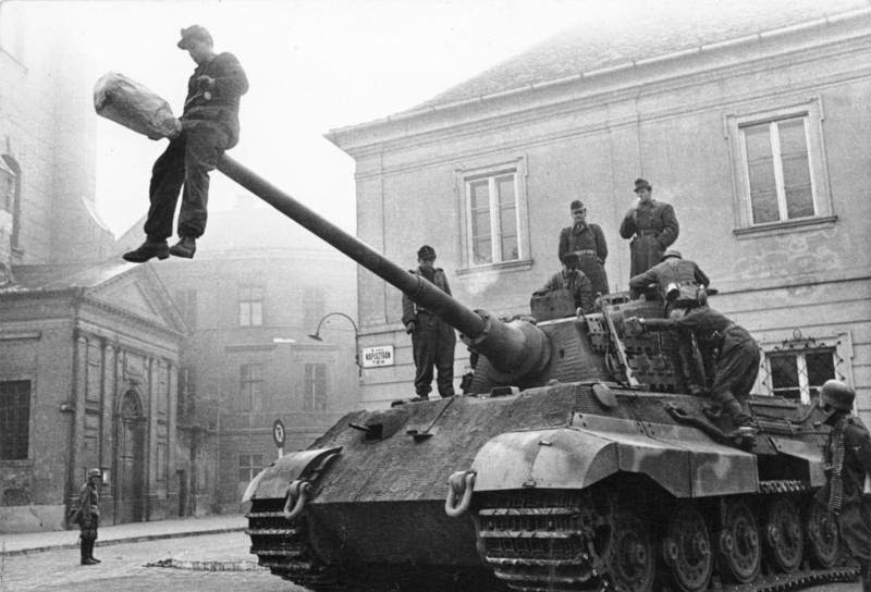 Ultimate Collection Of Rare Historical Photos. A Big Piece Of History (200 Pictures) - Tiger II