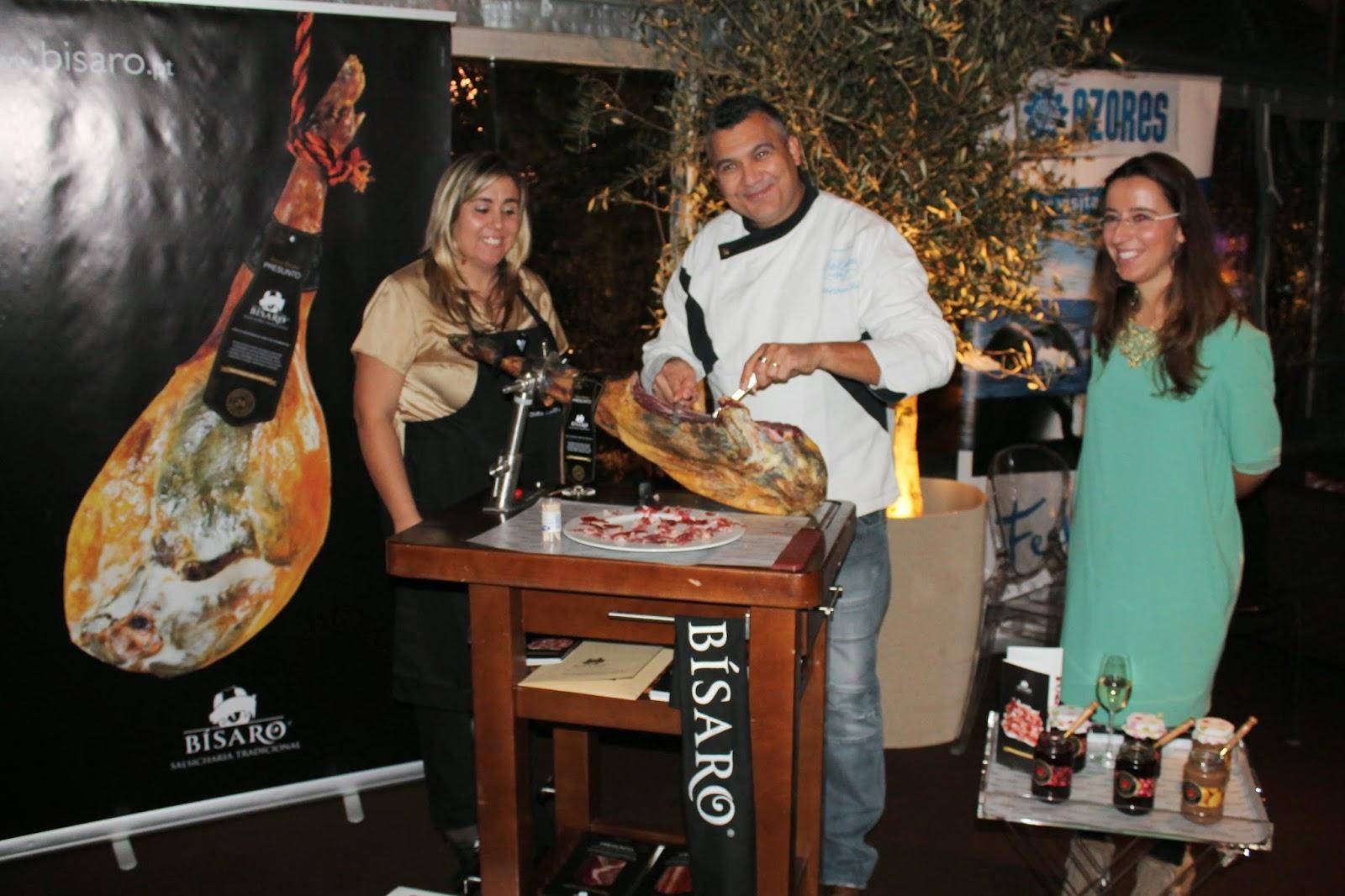 chef leonel pereira presunto porco bísaro