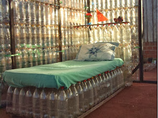 Casas con Botellas Recicladas, Ideas de Costruccion Ecoresponsable