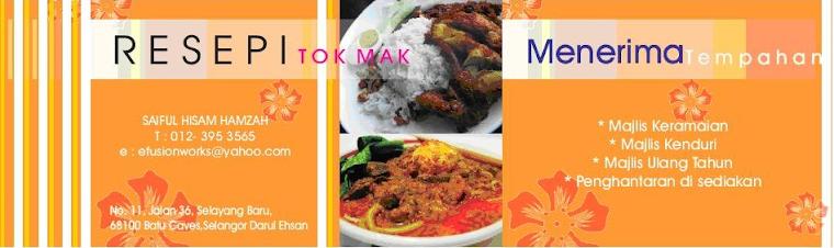 Resepi TokMak