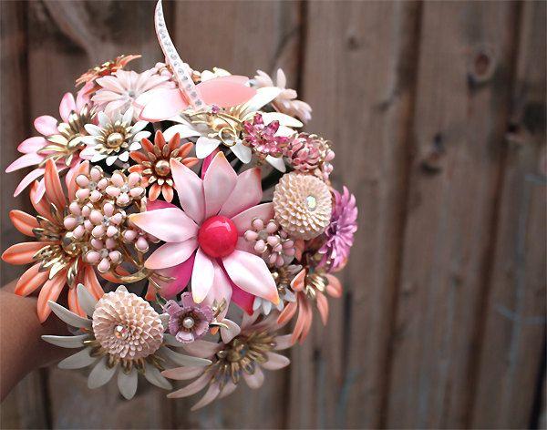 DIY Bouquets for Wedding