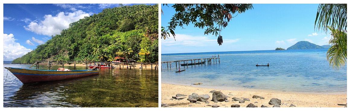 21 Tempat Wisata Halmahera Barat Yang Wajib Dikunjungi Provinsi Maluku Utara Info Tempat Wisata