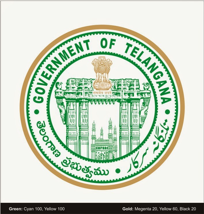 Telangana State New Official Logo || Download TG State New Logo