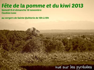 Fête de la pomme et du kiwi 2013