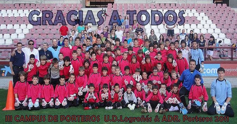 III Campus de Porteros UDL & ADR