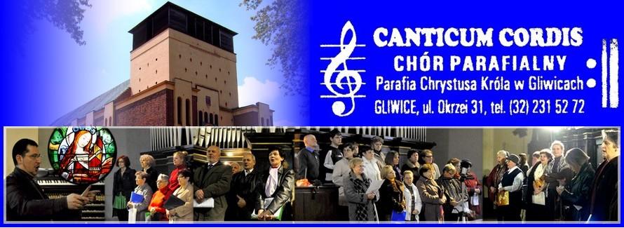 Chór Parafii Chrystusa Króla w Gliwicach