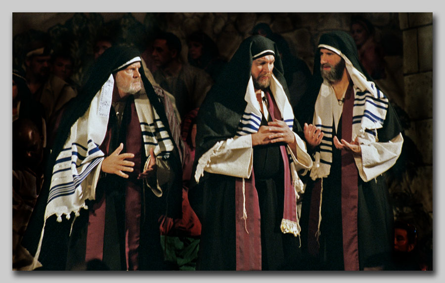 pharisees and jesus relationship with god