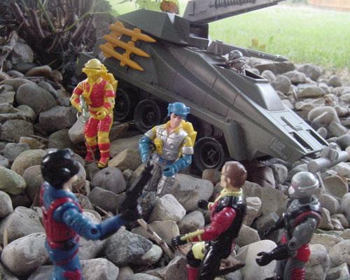 TNT, Plastirama, Argentina, Backstop, Persuader, Blowtorch, Scrap Iron, 1984, 1993 Gristle, 1990 Vapor