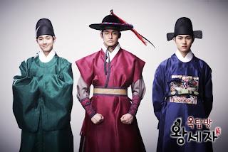 Sinopsis Rooftop Prince Drama Korea