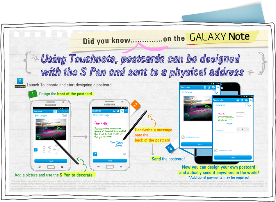 how to find frequencies galkaxy note 5