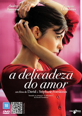 A Delicadeza do Amor - BDRip Dual Áudio