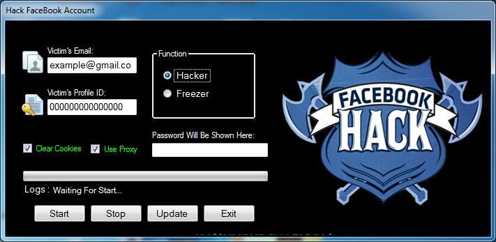Facebook password cracker tool free download