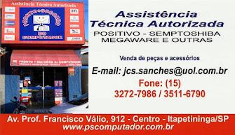 PRONTO + SOCORRO DO COMPUTADOR Venda de peças e acessórios