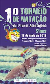 1º Torneio de Natação do Litoral Alentejano