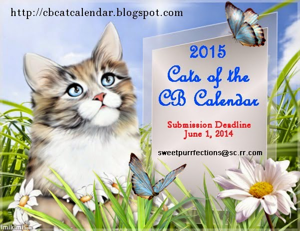 2015 Cats of the CB Weekly Planner