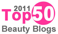 Peppermint  Lips in The 50 Best Beauty Blogs of 2011 !!!