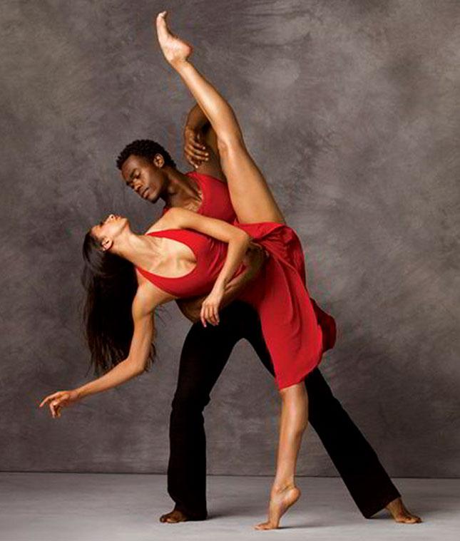 Картинки пар в танце осень