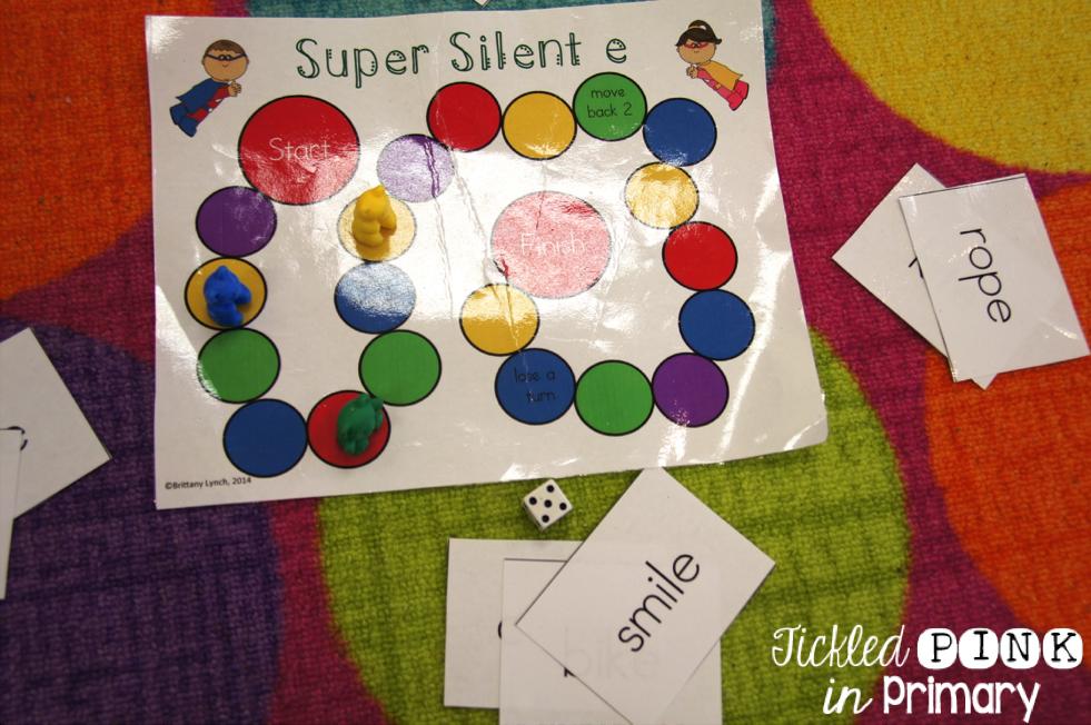 Super Silent E Rule