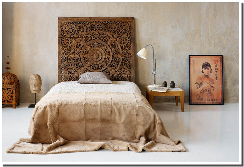 Nassima home chambre style sino oriental colonial for Chambre style oriental