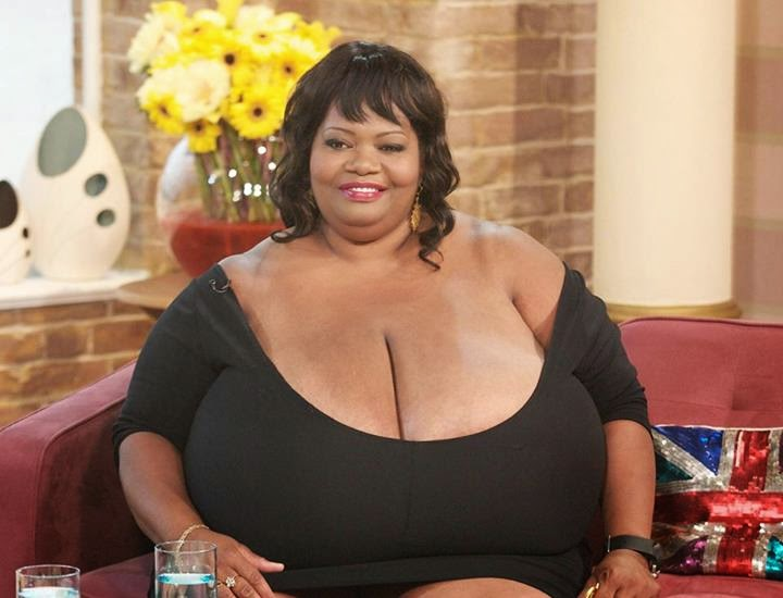 Biggest boobs in the world everything that