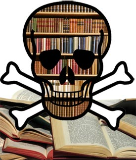 PIRATAS DEL LIBRO DIGITAL