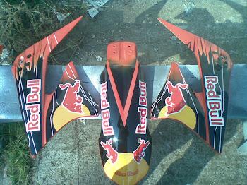 klx redbull