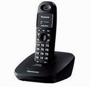 Panasonic KX-TG3600SX Cordless Landline Phone worth Rs.2150 for Rs.863 Only
