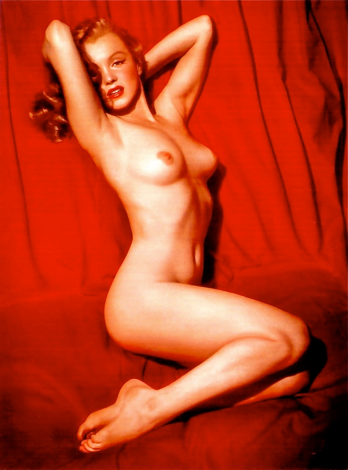 Marilyn monroe nude photos what that
