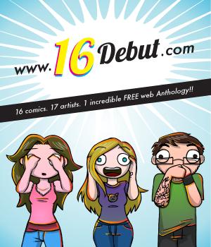 My web-comic anthology project!
