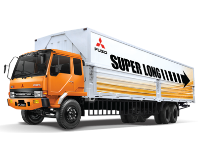 Fuso Super Long Box Jambi