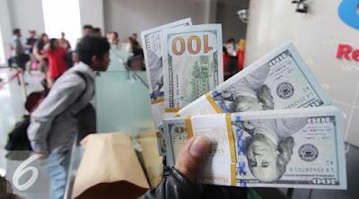 [Bisnis] Rupiah Jadi Mata Uang Paling Perkasa di Kawasan Asia