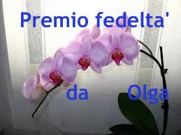 PREMIO FEDELTÀ DALLA CARA OLGA
