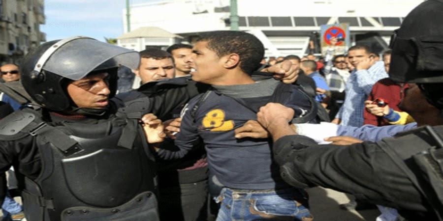 صورة أرشيفية - حقوقيون ينشرون إجراءات الحفاظ على حقوق المقبوض عليهم