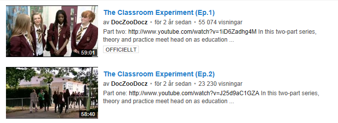 https://www.youtube.com/results?search_query=classroom+experiment